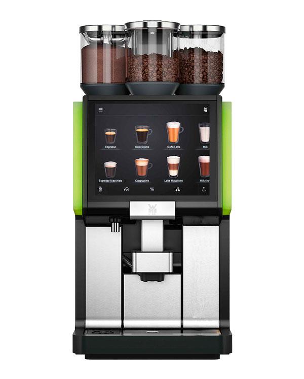 CAFETERA WMF 5000 S+ DYNAMIC MILK 2 MOLINOS CHOCOLATE