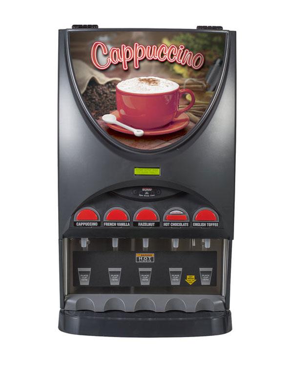 CAFETERA WMF 1500 S+ DYNAMIC MILK 2 MOLINOS CHOCOLATE